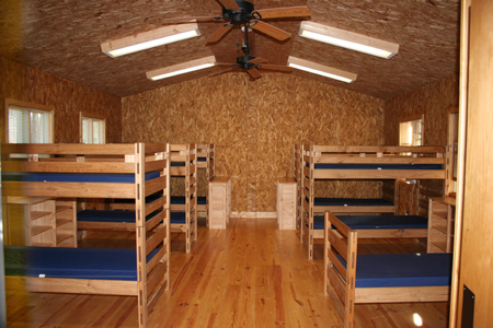Virtual Tour Of Sandy Hill Camp Cabins Amp Lodges
